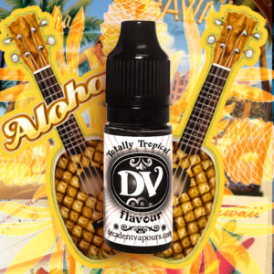 totally tropical concentrate eliquid Diy Decadent vapours